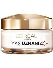 L'Oréal Paris Yaş Uzmanı 40+ Kırışıklık Karşıtı Sıkılaştırıcı Krem, 50 ml