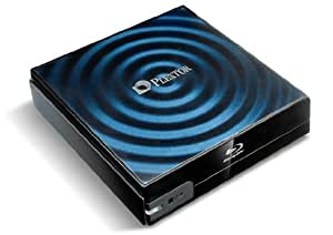 Plextor PX-B120U reproductor de Blu-Ray - Unidad de Blu-ray (600 g, 165 x 165 x 35 mm, BD-R/BD-RE/BD-ROM/BD-R DL/BD-RE DL/BD-ROM-DL/DVD-ROM/DVD-Video/DVD-RAM/ DVD±R/DVD±R DL/DVD±RW/CD-DA/)