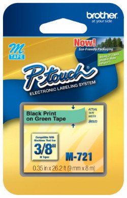 Brother P-touch M721 Non Laminated - 8