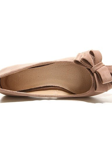 Zapatos Puntiagudos almond Bailarina uk6 gray Almendra us8 YYZ Planos uk6 Exterior mujer us8 uk3 Tac¨®n 5 gray Comfort 5 eu39 cn39 eu39 Casual us5 de Microfibra Plano cn39 cn35 ZQ Gris eu36 5840q0