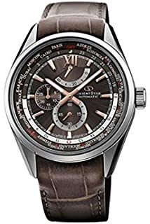 da669908af [オリエント]ORIENT 腕時計 ORIENTSTAR オリエントスター ワールドタイム 機械式 自動巻(手