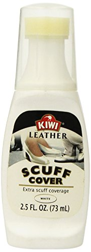 Kiwi Scuff Cover in White 2.5 oz