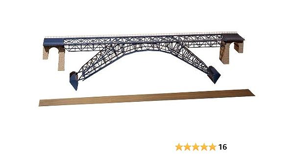 Faller 120493 Road Bridge HO Scale Building Kit