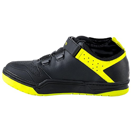 Oneal Session SPD - Zapatillas - Amarillo/Negro Talla del Calzado 47 2018