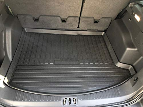 2013 Ford Escape Cargo - Laser Measured Trunk Liner Cargo Rubber Tray forFord Escape 2013-2019