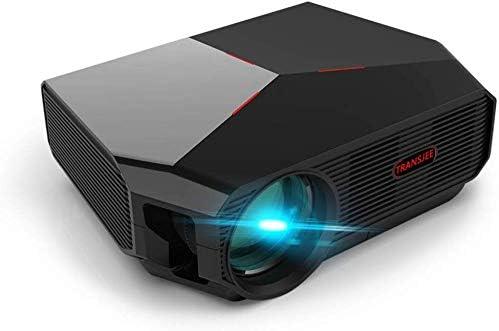 Nfudishpu Mini proyector portátil de 3800 lúmenes, LED Full HD ...