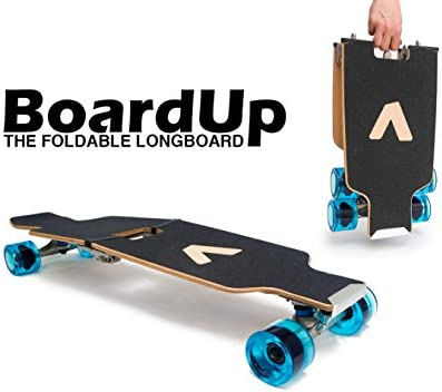 BoardUp The Portable Mini Skateboard Longboard for Commute and Travel