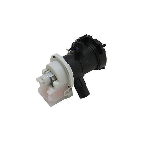 Find A Spare Bomba de drenaje de agua para Bosch Siemens WAP y WAQ ...