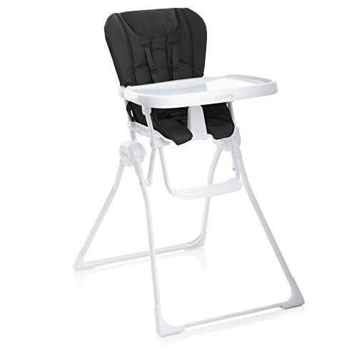 JOOVY Nook High Chair, Black