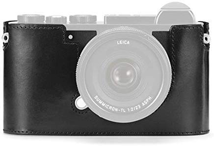 Leica Black Leather Protector for Leica CL