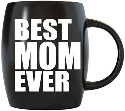 Mug A Day Mothers Day Novelty Gifts for Your Favorite World's Best Mom Ever - Funny Gag Gifts for Greatest Mother - Ceramic Coffee Mug Tea Cup for Moms Birthdays or Christmas (Best Your Momma Joke Ever)