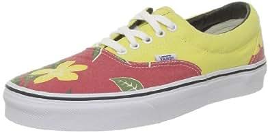 Vans Era (Van Doren) Hawaiian/Red Mens 3.5