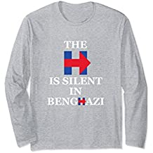 The H is silent in Benghazi Long Sleeve Shirt