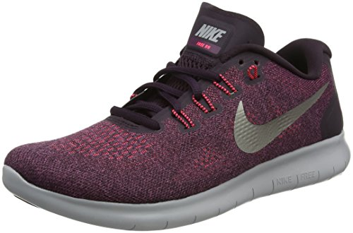 Mujer Wine Red Free Bordeaux Nike RN Rojo Zapatillas solar 603 Metallicpewter para 2017 Wmns de Running port 8SqZSg