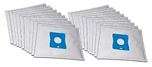 20 bolsas para aspiradora premio compatible con Samsung SC 5219 Easy