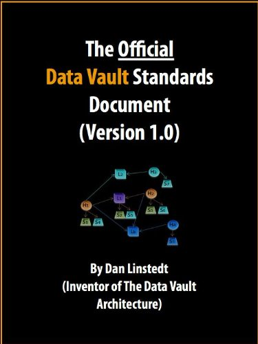 the official data vault standards document version 1 0 読書メーター