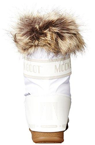Tecnica Dames Maan We Monaco Lage Winter Mode Laars Wit