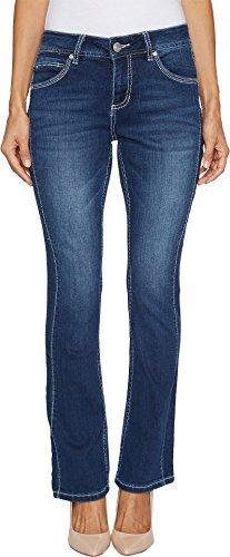Petite Bucket - Jag Jeans Women's Petite Bianca Boot Jean, Bucket Blue, 2P