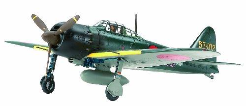 Tamiya 1:48 Mitsubishi A6M5/5a Zero Fighter (Zeke)