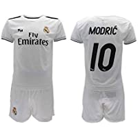 Conjunto Fútbol Luka Modric 10 Real MADRIC C.F.