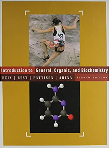 Introduction to general organic and biochemistry textbook and introduction to general organic and biochemistry textbook and student solutions manual amazon morris hein leo r best scott pattison fandeluxe Images