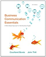 Business Communication Essentials, 5th Edition