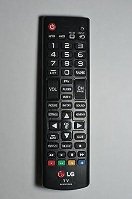 LG OEM Original Part: AKB73715608 TV Remote Control [Electronics] Harvested Part