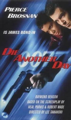 book cover of Die Another Day