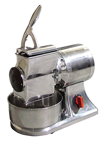 Omcan 11402 Commercial Restaurant Italian Stainless Steel Cheese Grater 1 HP by OMCAN