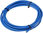 Baoblaze 5mm Bike Bicycle Brake Cable Housing Wire Lines Tube Pipe Protector Cover Blue Red Black White Grey