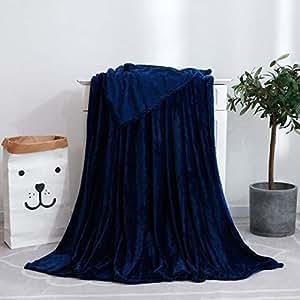 Amazon.com: Manta de franela de forro polar para invierno ...