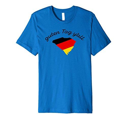 Guten Tag Y'all SC Oktober Fest Festival T Shirt Yall ()