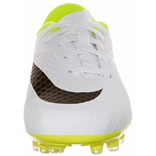 Nike Jr. Hypervenom Phelon Fg (bianco)
