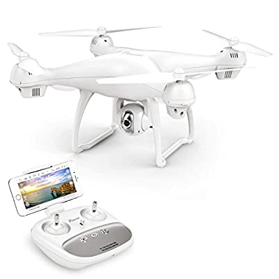 Potensic Dual GPS FPV RC Drone by Potensic