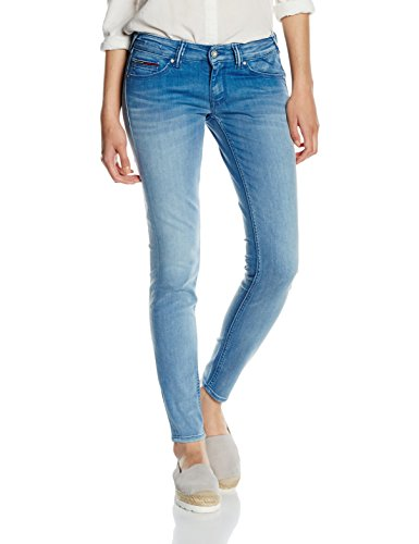 Hilfiger Denim, Jeans Femme Bleu (Azur Stretch)