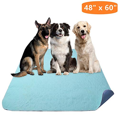 (KOOLTAIL Washable Pee Pads for Dogs 48