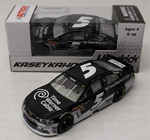 Kasey Kahne #5 Time Warner Cable 2013 Chevy SS NASCAR Diecast Car, 1:64 Scale HT