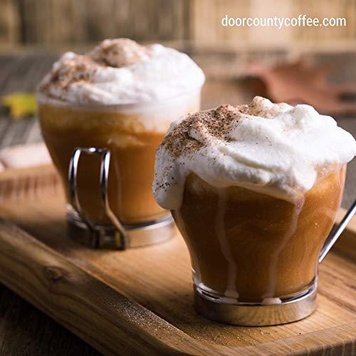 Door County Coffee, Ground, 1.5oz Full-Pot Bags (Bourbon Barrel Vanilla Creme, Full-Pot Bag) - http://coolthings.us