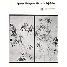Japanese Paintings and Prints of the Shijo School