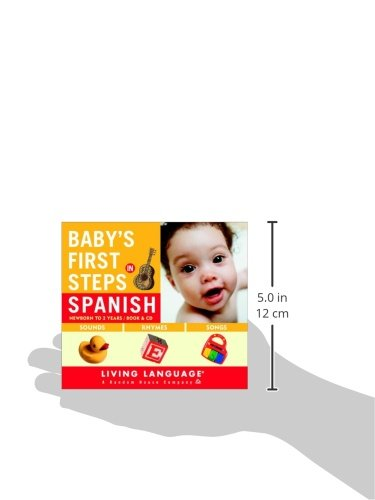 Babys First Steps in Spanish