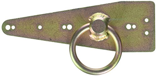 - Miller by Honeywell RA35-1/ Temporary Removable Single Point Flat Roof/Surface Anchor with Swivel D-Ring and Hardware