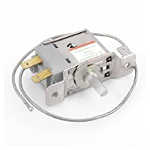 WPF22A 2Pin Refrigerator Refrigeration Thermostat w 30cm Metal Cord