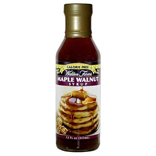 Maple Walnut Syrup 12 fl Ounce (355 ml) Bottle(S)