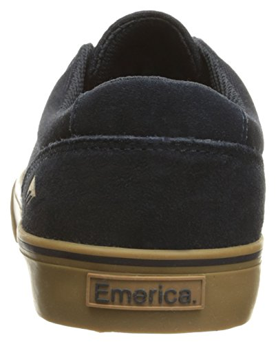 Provost Skate Navy Shoe Emerica Slim Gum Vulc 0Tq46a