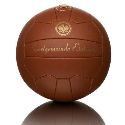 Eintracht Frankfurt retro de balón de cuero 5 Gr.: Amazon.es ...