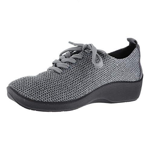 Arcopedico New Women's Net 3 Lace Up Grey 39