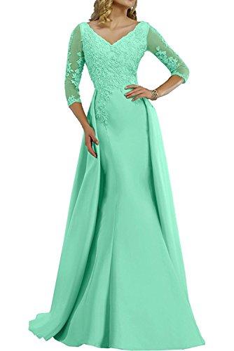 Topkleider - Vestido - Trapecio - para Mujer Mintgruen
