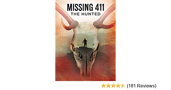 Amazon.com: Missing 411: The Hunted: David Paulides, Cuz ...