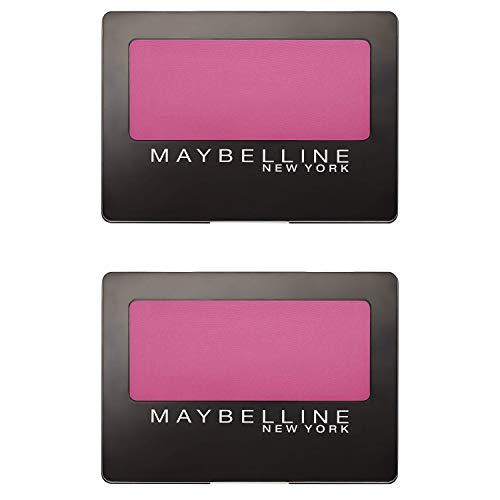 ((2 Pack) Maybelline Expert Wear Eyeshadow, Fierce Fuschia, 0.08)