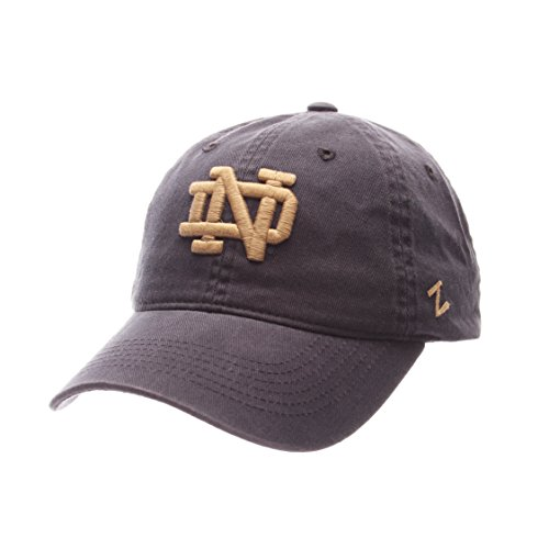 NCAA Notre Dame Fighting Irish Men's Scholarship Relaxed Hat, Adjustable Size, Team Color